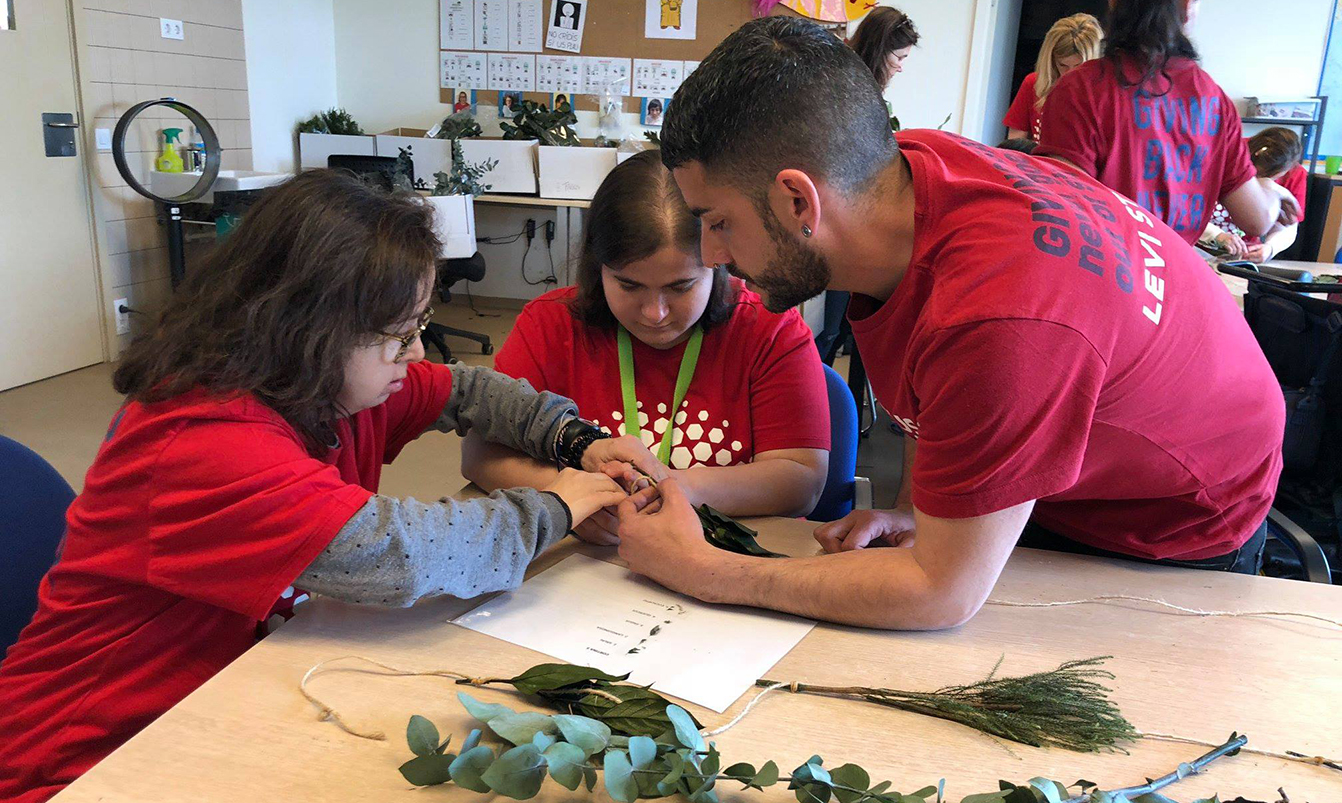 voluntarios Fundación Boscana Barcelona